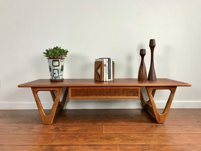 MID CENTURY MODERN Warren Church for Lane Coffee Table (Los Angeles) by HouseCandyLA