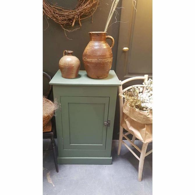 Green Side Cabinet