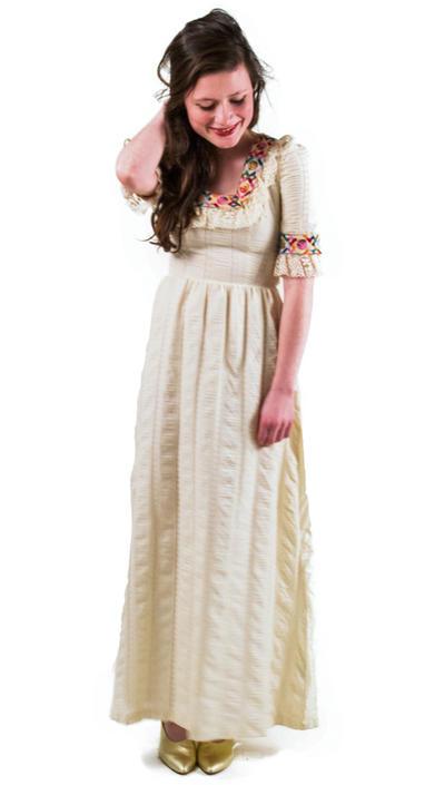 Fiesta Wedding Dress