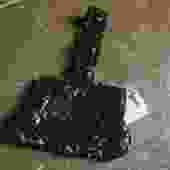 Black Sequin Wristlet