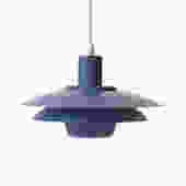 danish modern accent pendant lamp