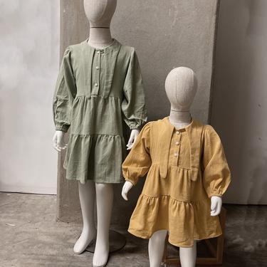 mommy and me dress by HeyJanuary