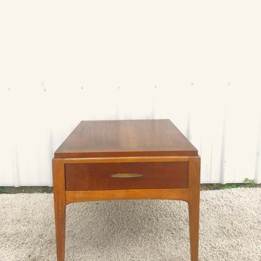 Mid Century Single Drawer End Table by Lane